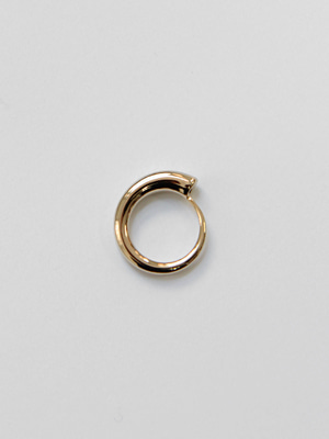 bold curve ring