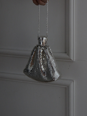 chainmail mini bag