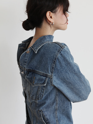 daily denim jacket