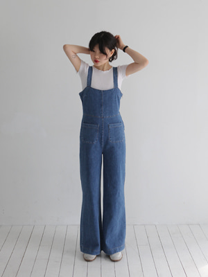 march denim overall
