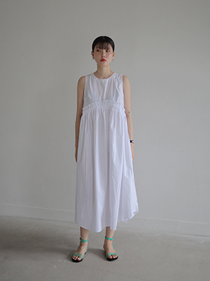 waist two string dress(3colours!)